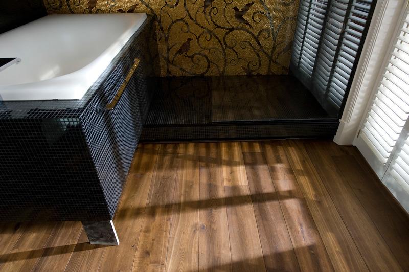 Houten Vloer Badkamer : Avancefloors houten vloeren: perfect voor zelfs uw badkamer!