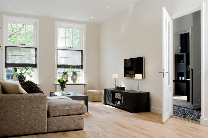 Huis Donker Hout : Houten vloer kleuren
