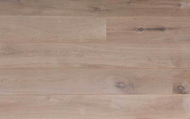 Houten vloer kleur White wash - Wit - Valletta